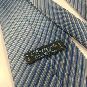 Charvet Necktie Autographed